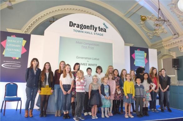 Photo Credit: Scarlet Page / Henley Literary Festival